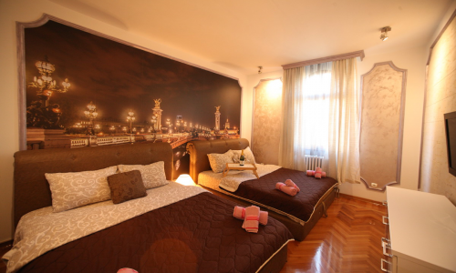 apartment Twelve, Belgrade