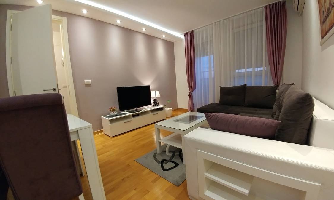 apartment Luna, Belvil, Belgrade