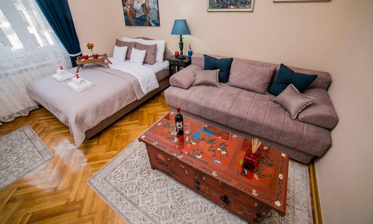 apartment Salon, Vracar, Belgrade