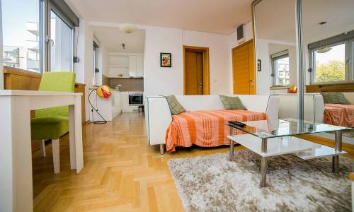 apartman Twist, Dorćol, Beograd