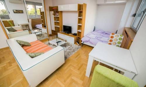 apartment Twist, Dorcol, Belgrade