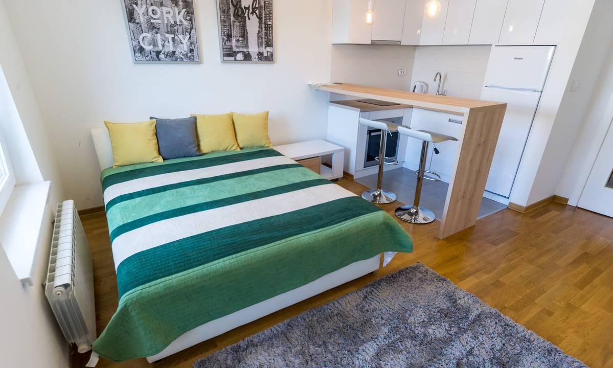 apartman Hedonija, A Blok Savada, Beograd