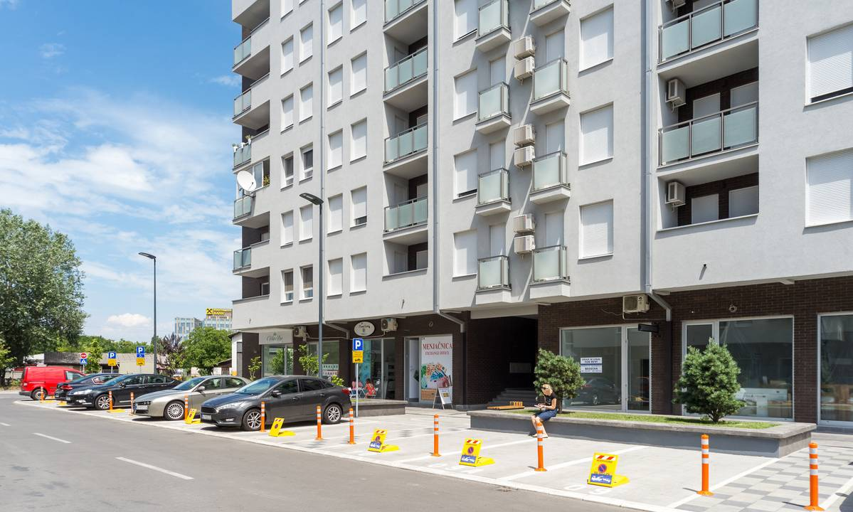 apartment Hedonija, A Blok Savada, Belgrade