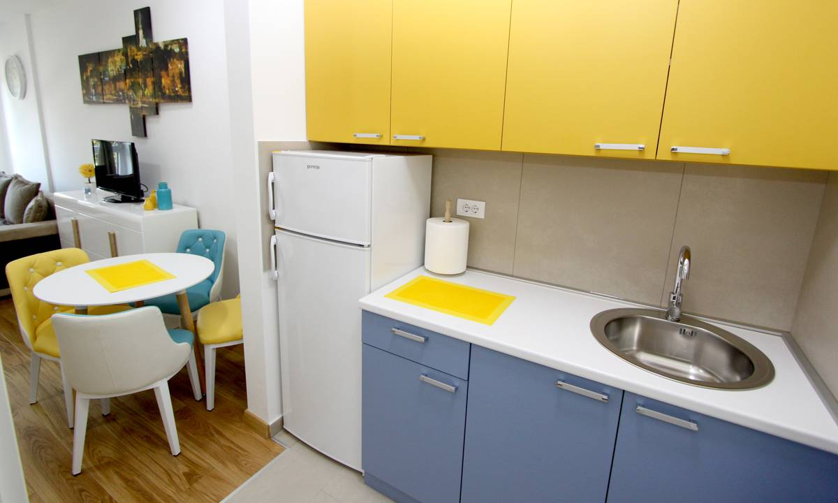 apartment Tanja, A Blok Savada, Belgrade