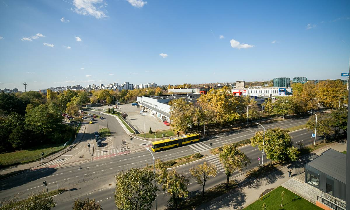 apartman Toby, A Blok Savada, Beograd