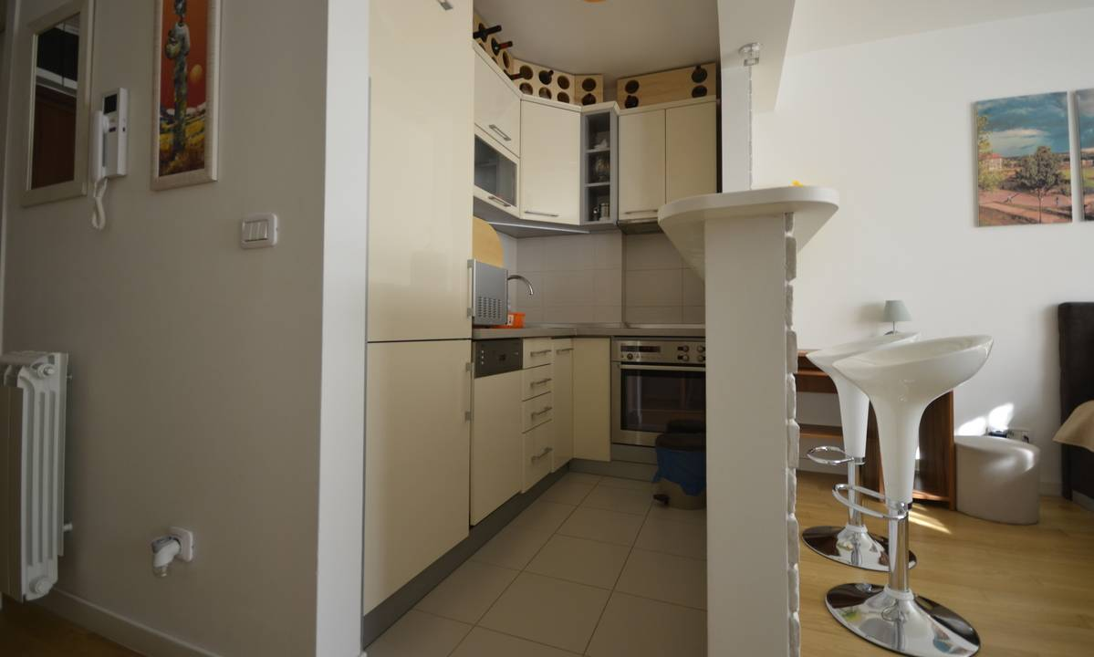 apartment Mandarin, A Blok Savada, Belgrade