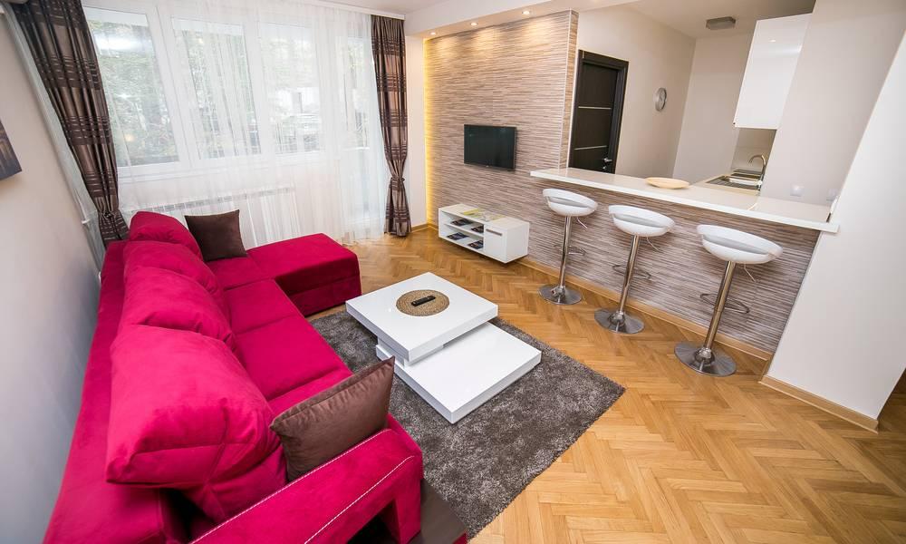 apartment King 2, Strict Center, Belgrade