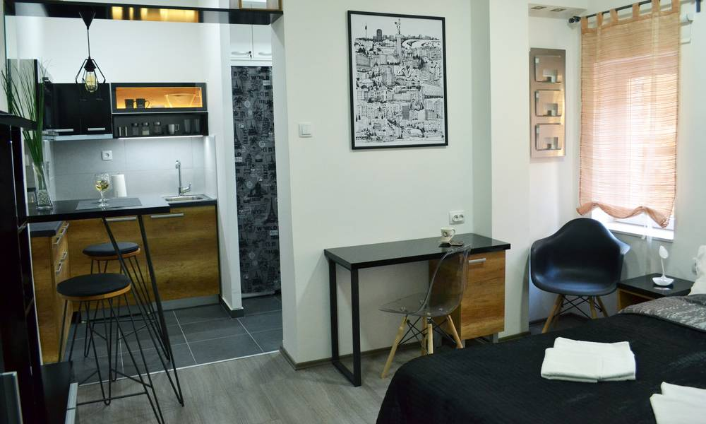 apartman Authentic, Dorćol, Beograd