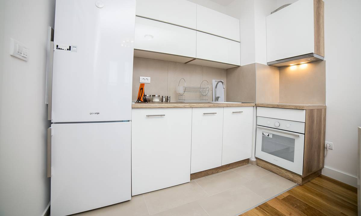 apartman Kid, A Blok Savada, Beograd