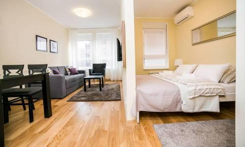 apartman Mango, A Blok Savada, Beograd