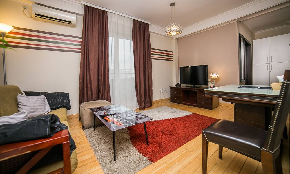 apartment Car Dusan, Zemun, Belgrade