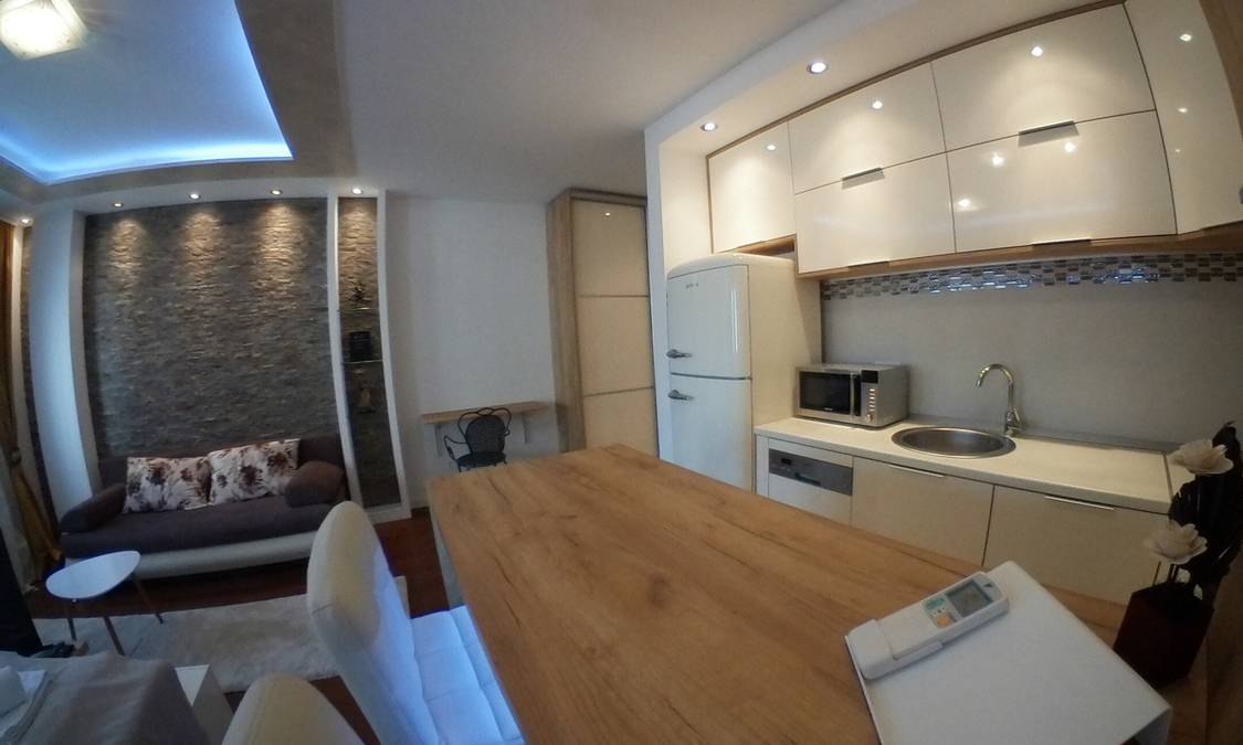 apartment A 3, A Blok Savada, Belgrade