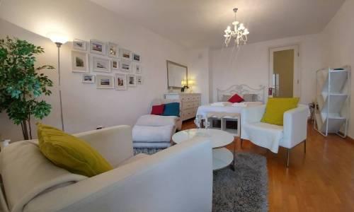 apartman Beli, Belvil, Beograd