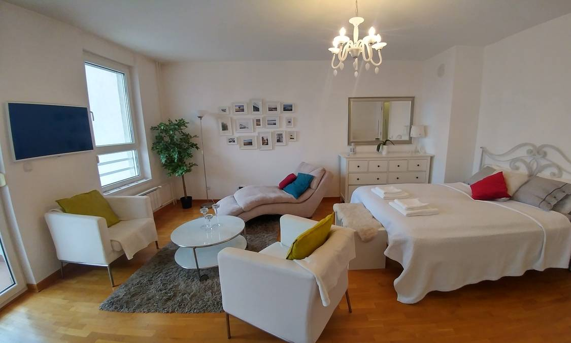 apartment Beli, Belvil, Belgrade