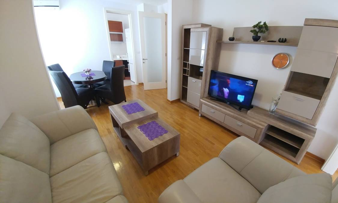 apartman Porto, Belvil, Beograd