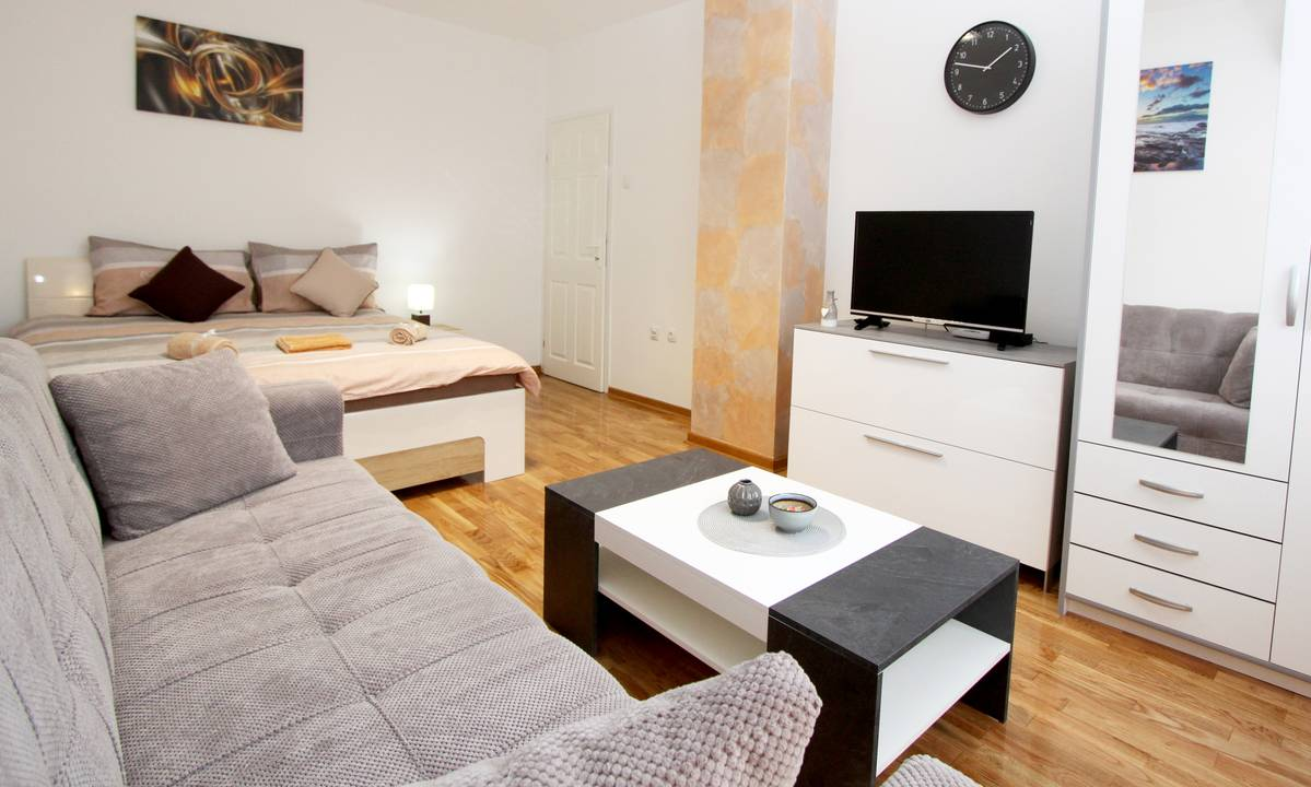 apartment Baruh, Dorcol, Belgrade