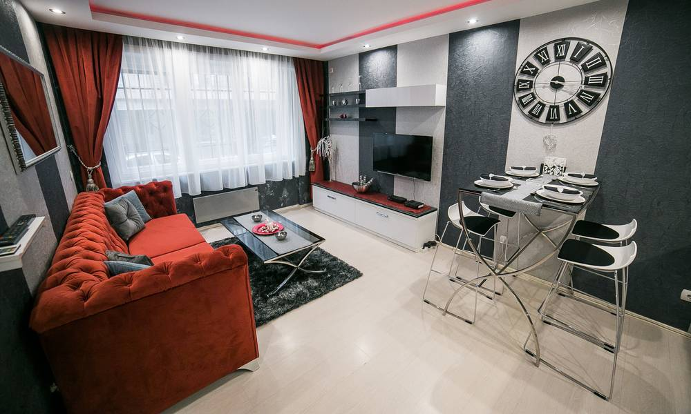 apartment Hunter, Slavija, Belgrade