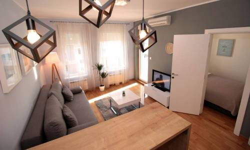 apartment Mentor, A Blok Savada, Belgrade