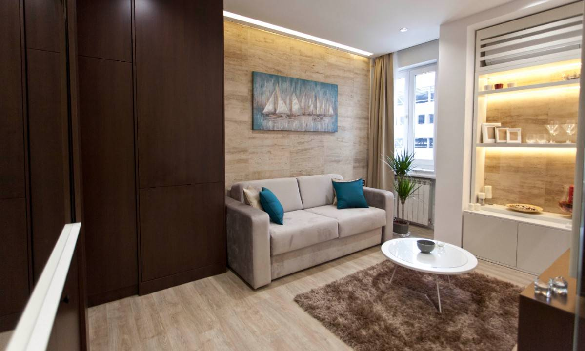 apartment Travertino, Strict Center, Belgrade
