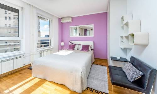 apartment Belville Studio, Belgrade