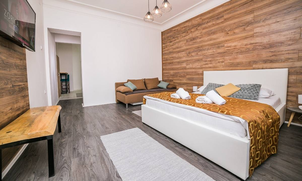apartment Fiesta, Center, Belgrade