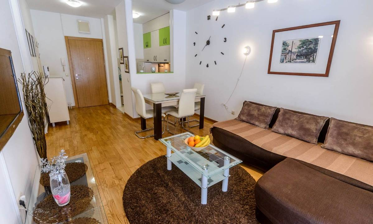 apartment Zel, Center, Belgrade