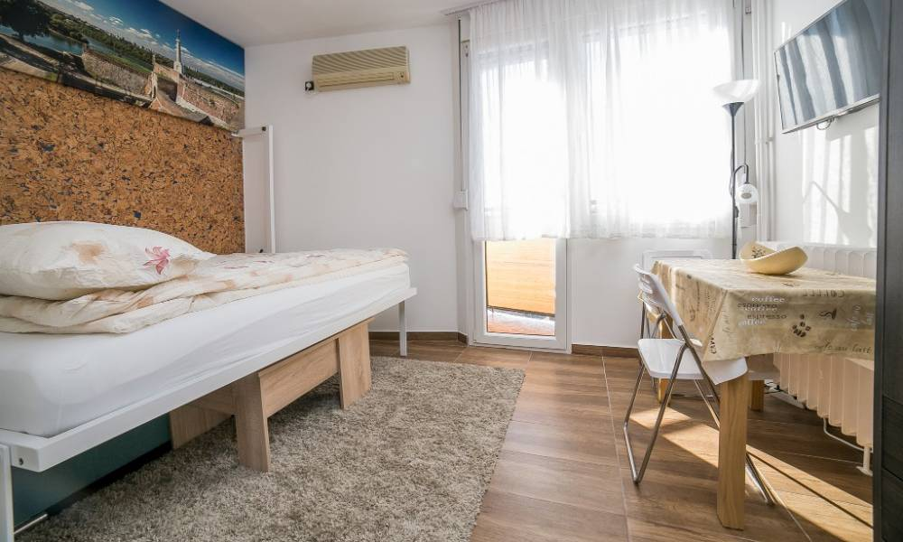 apartment Klayd, Dorcol, Belgrade