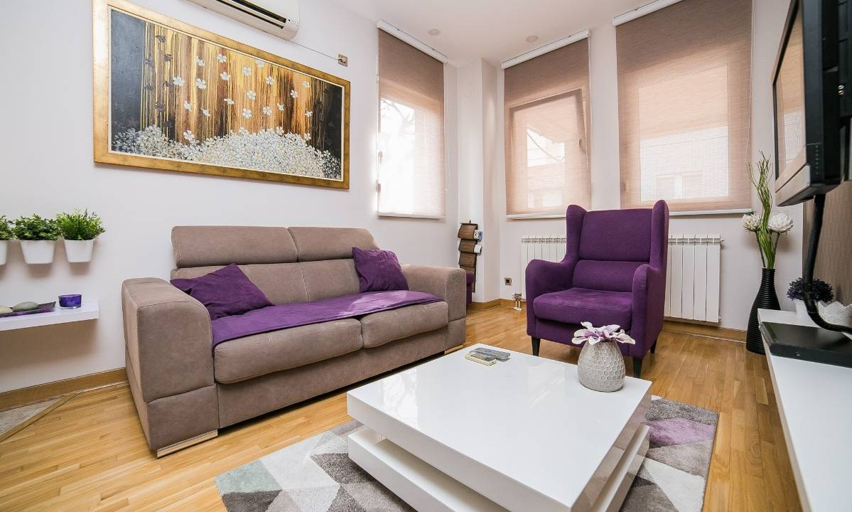 apartment Djakuzi, Vozdovac, Belgrade