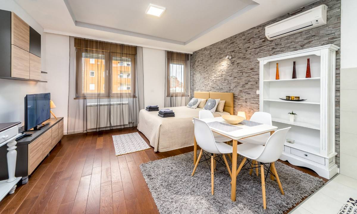apartment Zetra, A Blok Savada, Belgrade
