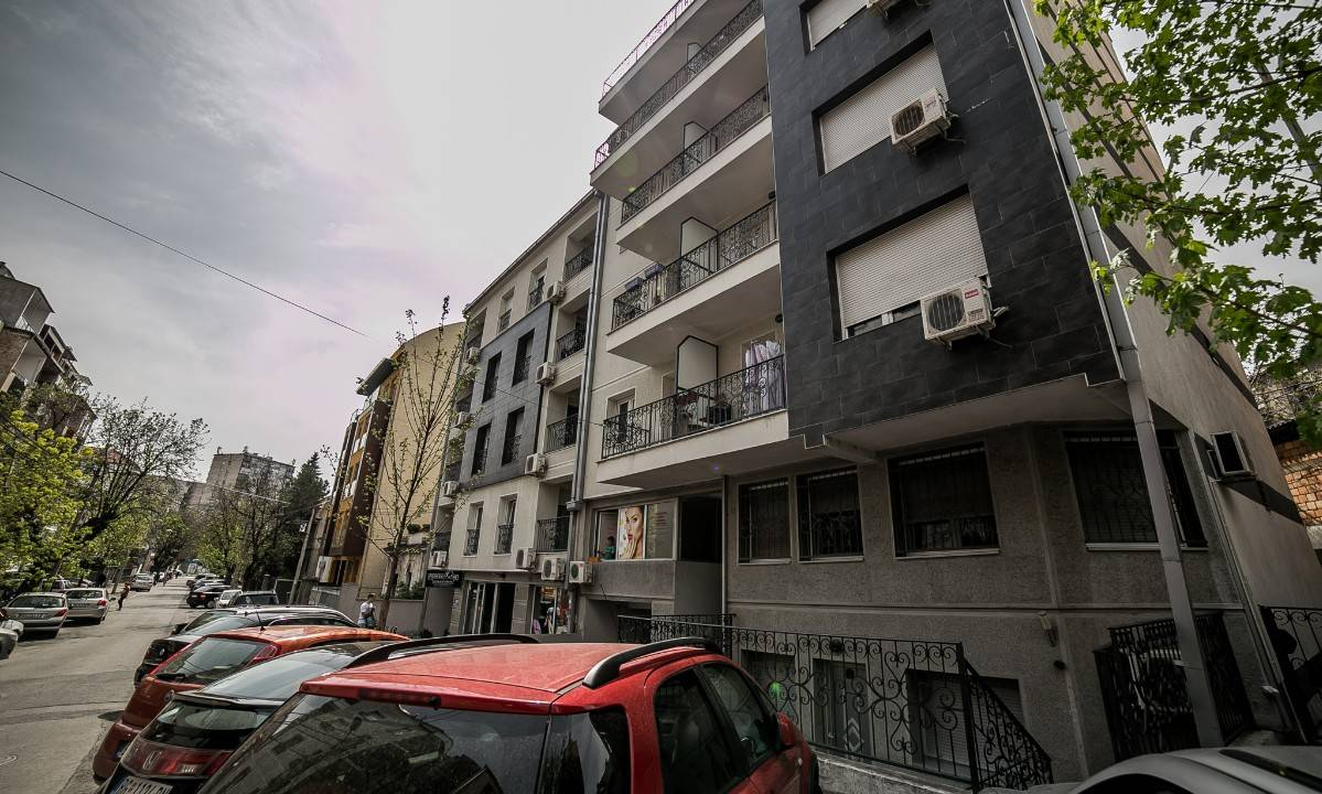 apartment Mistik, Zvezdara, Belgrade