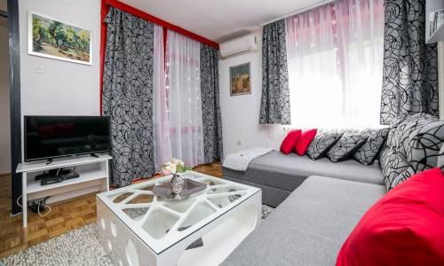 apartment Banjica Garden, Vozdovac, Belgrade
