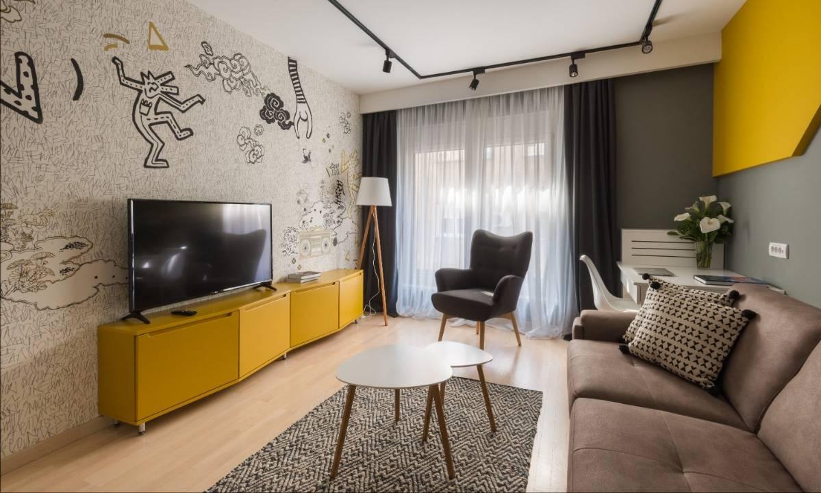 apartman Happiness 3, Vračar, Beograd