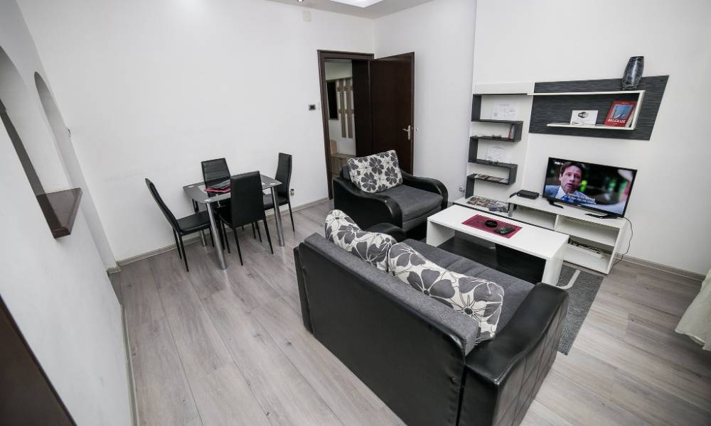apartment DM, Palilula, Belgrade