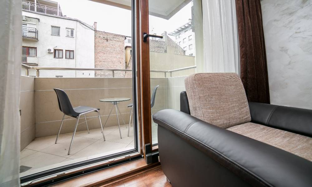 apartment Koral, Dorcol, Belgrade