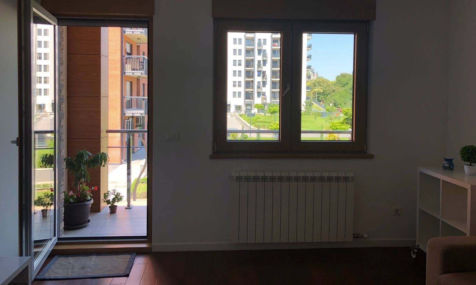 apartment Rango, A Blok Savada, Belgrade