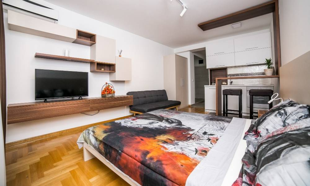 apartman Carigrad 3, Dorćol, Beograd