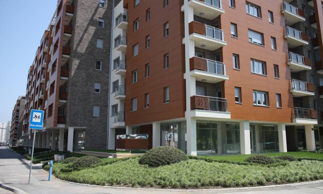 apartman A 5, A Blok Savada, Beograd