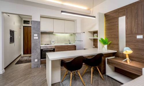 apartment Pikadili, A Blok Savada, Belgrade