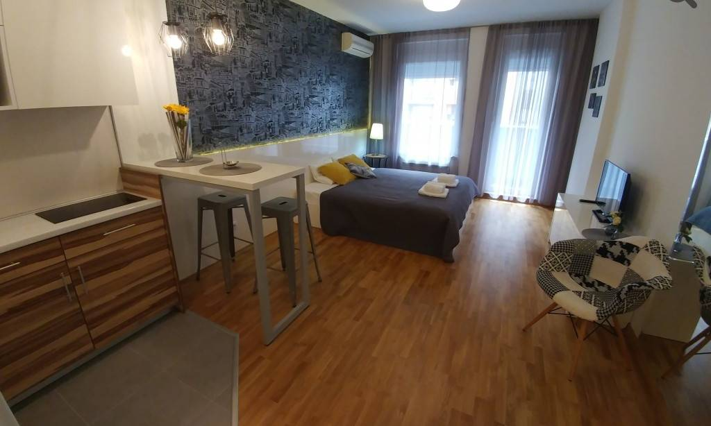 apartment Chily, A Blok Savada, Belgrade