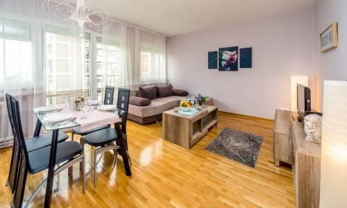 apartment Kombo, Belgrade