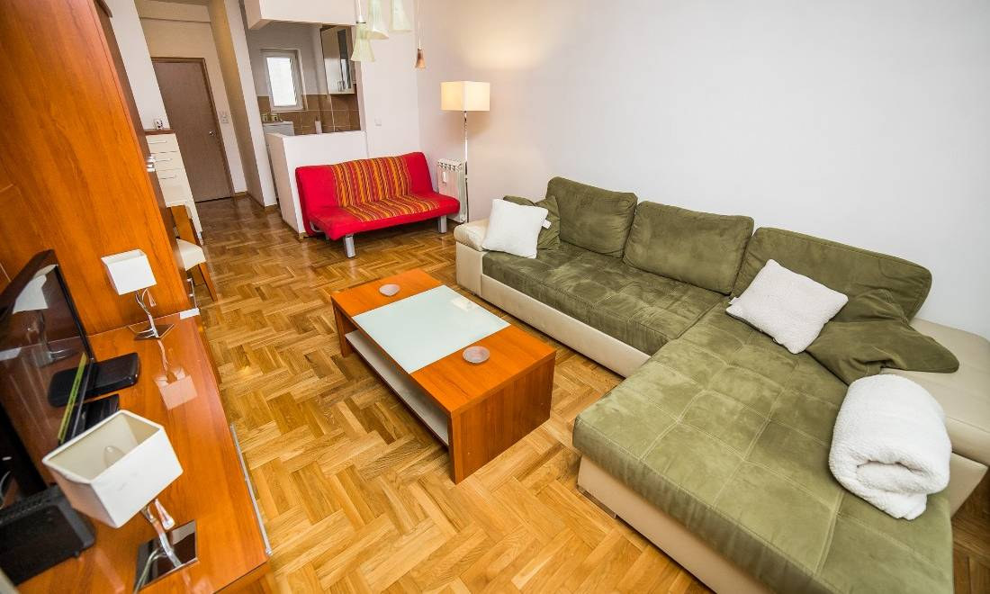 apartment Enigma, Zvezdara, Belgrade