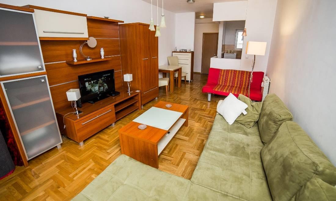 apartment Enigma, Zvezdara, Belgrade