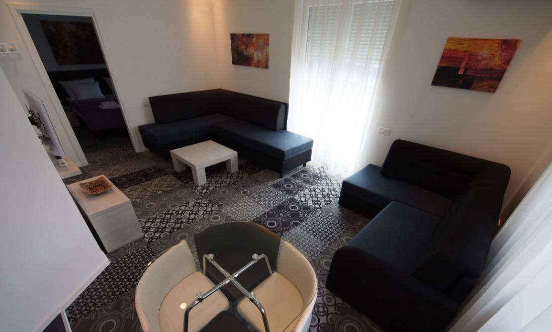 apartment B 303, Strict Center, Belgrade