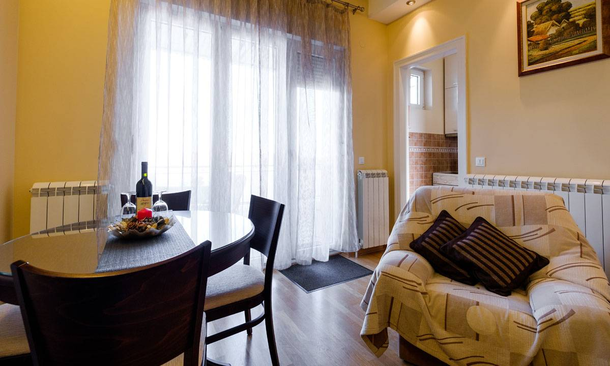 apartman Balcony, Strogi Centar, Beograd