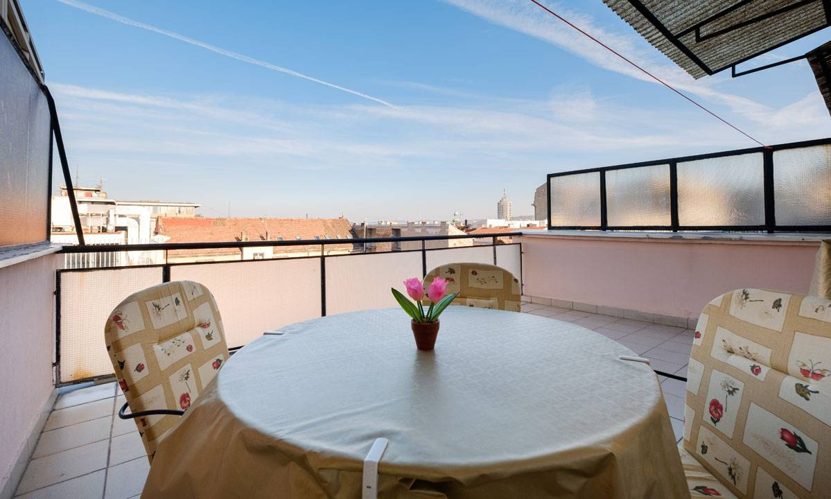 apartment Balcony, Strict Center, Belgrade