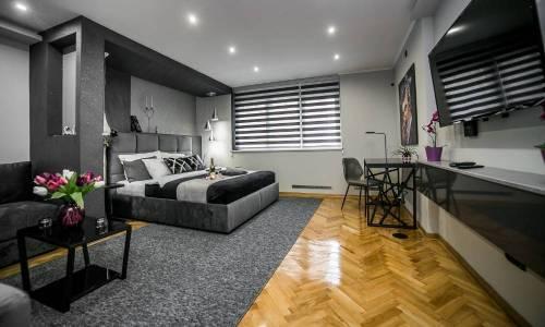 apartment Tesla, Vracar, Belgrade