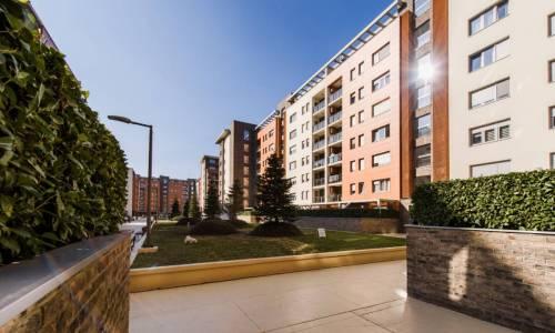 apartment Plaza, A Blok Savada, Belgrade