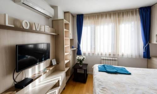 apartman Plaža, A Blok Savada, Beograd