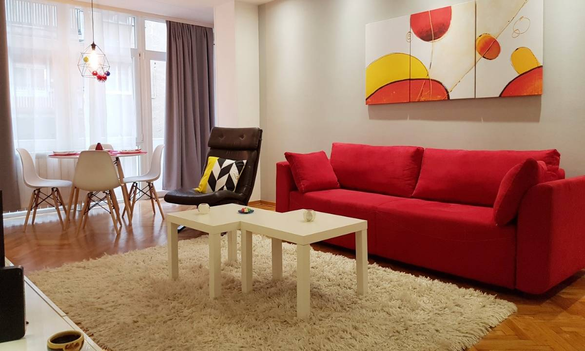 apartment Daglas, Strict Center, Belgrade