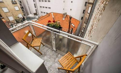 apartment Frida, Strict Center, Belgrade